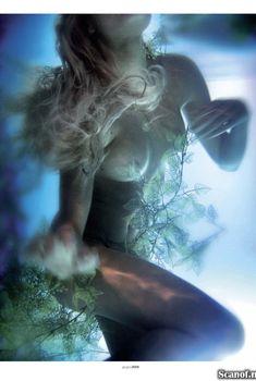 Абсолютно обнажённая Мартина Стелла снялась в журнале Playboy, Июнь 2009