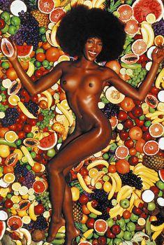 Наоми Кэмпбелл разделась для журнала Playboy, Декабрь 1999