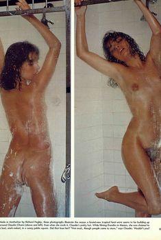 Абсолютно голая Соня Брага засветилась в журнале Playboy, Октябрь 1984
