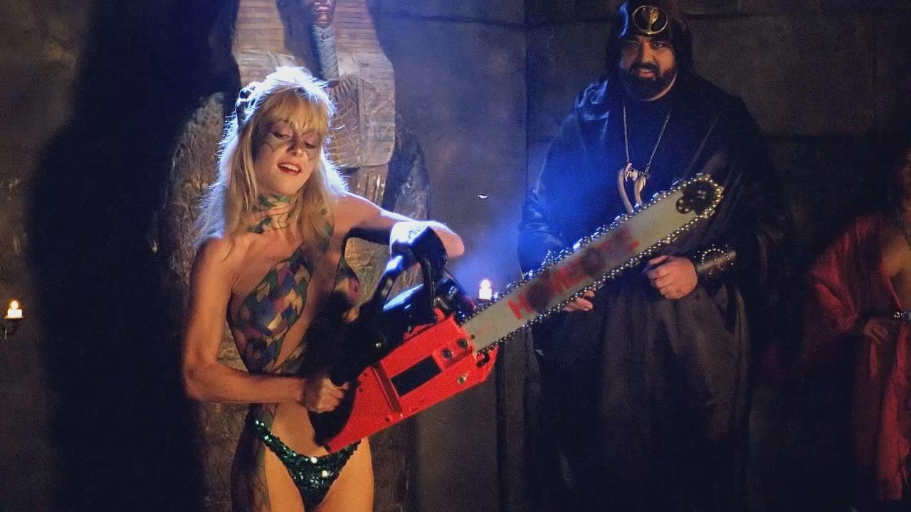 голливудские шлюхи с бензопилами 1988