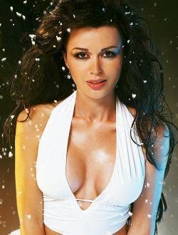 Голая Анастасия Заворотнюк