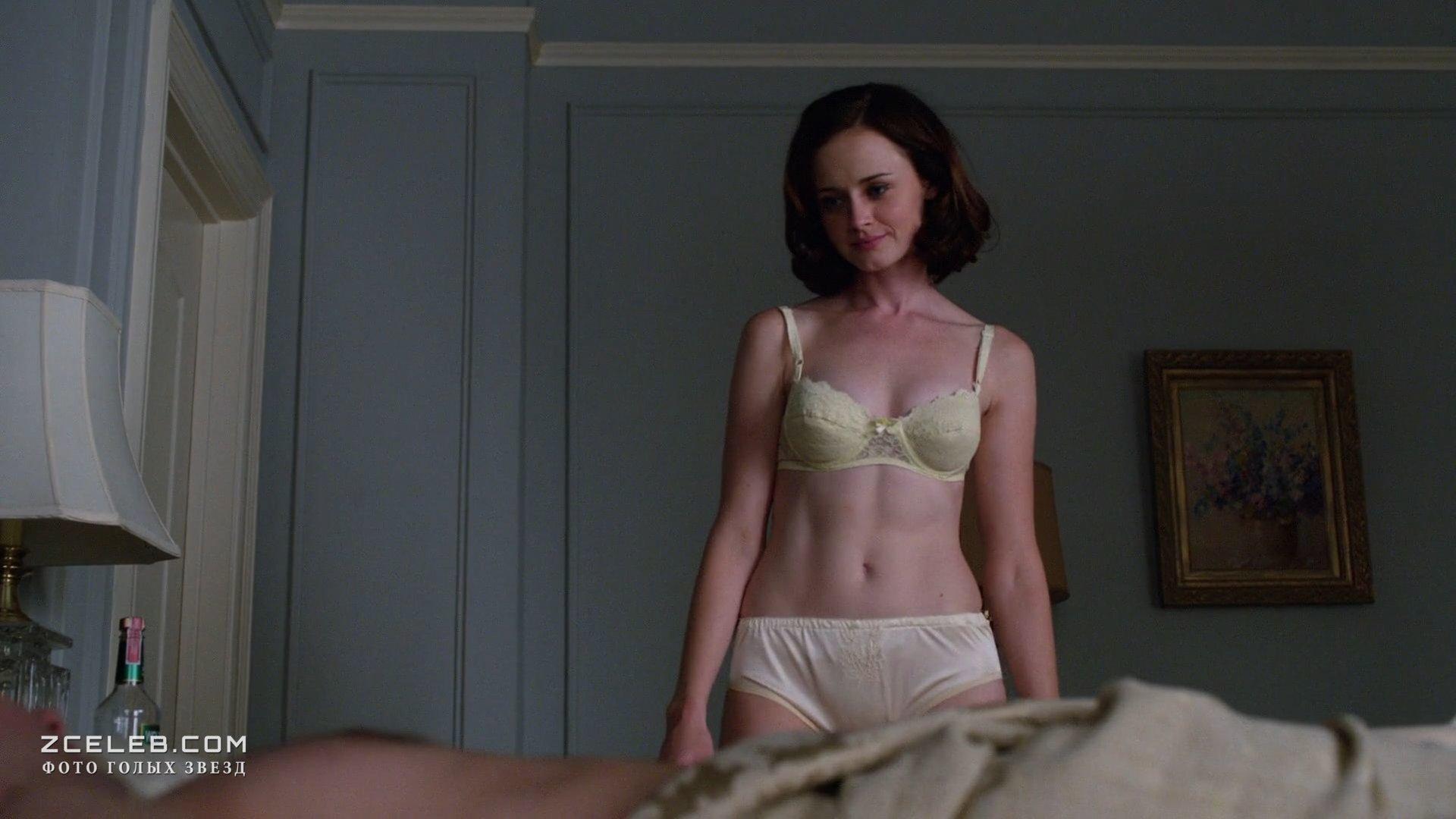 alexis bledel fake nude pics  21157